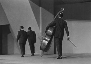 Roy DeCarava, Haynes, Jones and Benjamin, Ellenville, New York 1956 © estate of Roy DeCarava