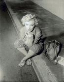 Η Marilyn Monroe από τον Ernest Bachrach το1952. (Santa Barbara Museum of Art)