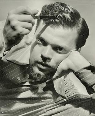 Ο Orson Welles από τον Ernest Bachrach (Santa Barbara Museum of Art)