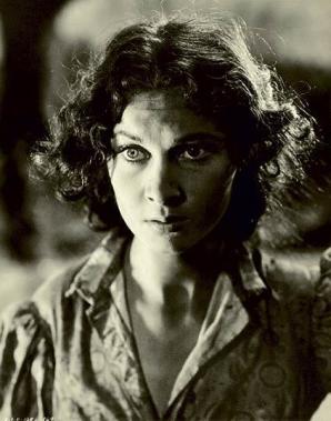 """προωθητική φωτογραφία της Vivien Leigh από τον Fred Parrish για το """"Gone With the Wind"""" (Santa Barbara Museum of Art)"""