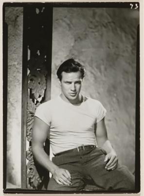 Ο Marlon Brando από το κινηματογραφικό έργο 'Λεωφορείο του Πόθου' © Hood Museum of Art